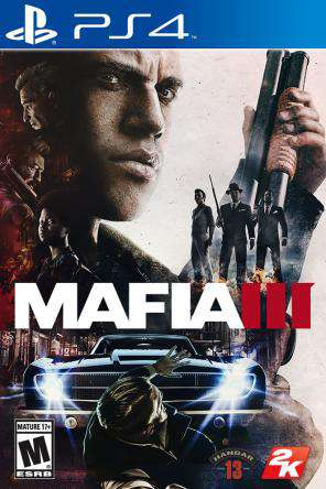 Mafia III, Game on PS4, Action