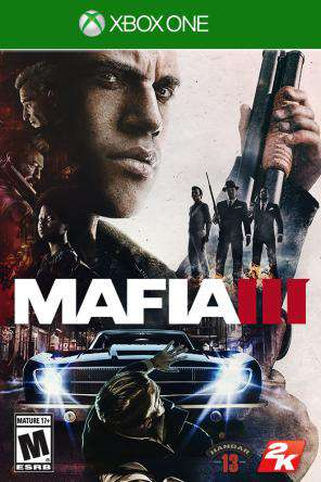 Mafia III Xbox One, Game on XBOXONE, Action