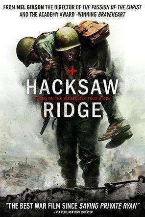 Hacksaw Ridge, Movie on DVD, Drama Movies, Action