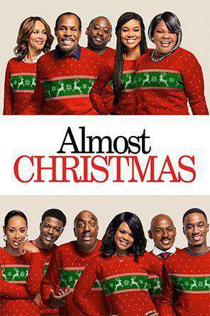 Almost Christmas, Movie on DVD, Comedy Movies, Seasonal