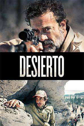Desierto, Movie on DVD,