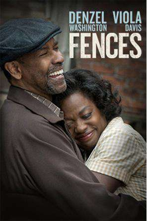 Fences, Movie on DVD, Drama