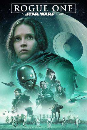Rogue One: A Star Wars Story, Movie on DVD, Action Movies, Adventure Movies, Sci-Fi & Fantasy