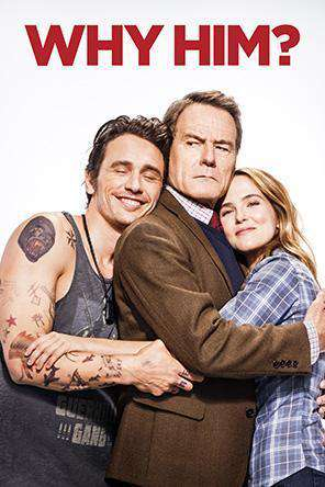 Why Him?, Movie on DVD, Comedy