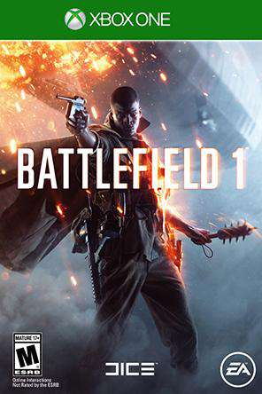 Battlefield 1 Xbox One, Game on XBOXONE, Shooter