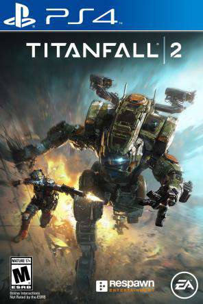 Titanfall 2, Game on PS4, Shooter