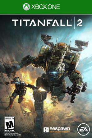 Titanfall 2 Xbox One, Game on XBOXONE, Shooter