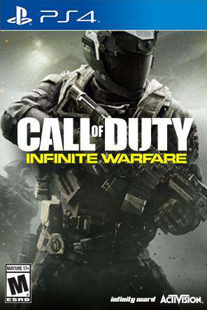 Call of Duty: Infinite Warfare, Game on PS4, Shooter