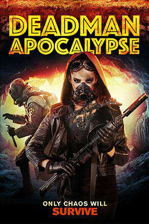 Dead Man Apocalypse, Movie on DVD, Action Movies, Sci-Fi & Fantasy