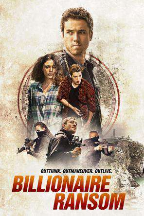 Billionaire Ransom, Movie on DVD, Suspense