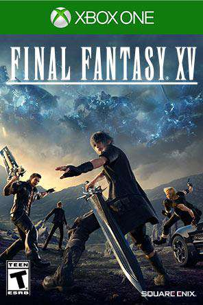 Final Fantasy XV Xbox One, Game on XBOXONE, Action