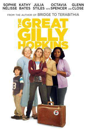 The Great Gilly Hopkins, Movie on DVD, Comedy Movies, Drama Movies, Adaptation