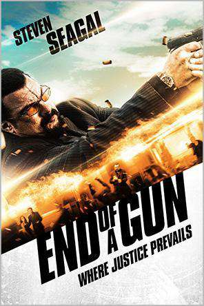 End of a Gun, Movie on DVD, Action