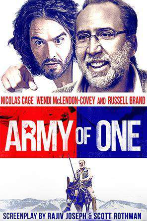 Army Of One, Movie on DVD, Comedy
