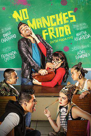 No Manches Frida, Movie on DVD, Comedy Movies, Special Interest Movies, Foreign Movies, Remake