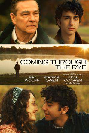 Coming Through The Rye, Movie on DVD, Drama