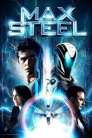 Max Steel, Movie on DVD, Action Movies, Adventure Movies, Sci-Fi & Fantasy