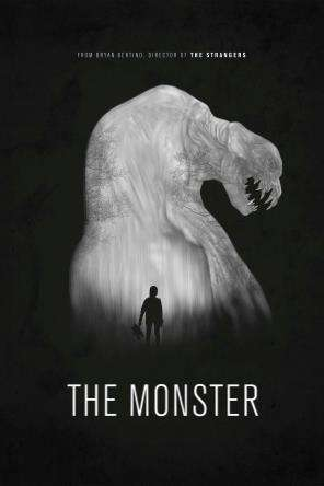 The Monster, Movie on DVD, Horror