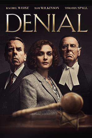 Denial, Movie on DVD, Drama