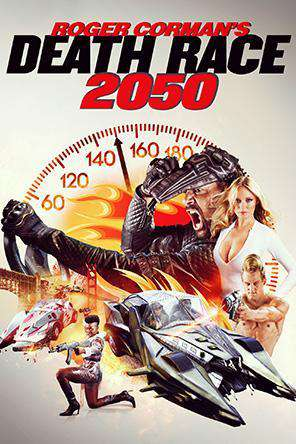 Roger Corman's Death Race 2050, Movie on DVD, Action