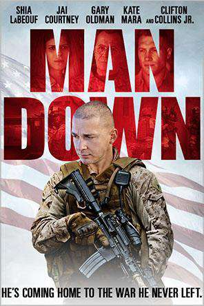Man Down, Movie on DVD, Drama Movies, Thriller & Suspense