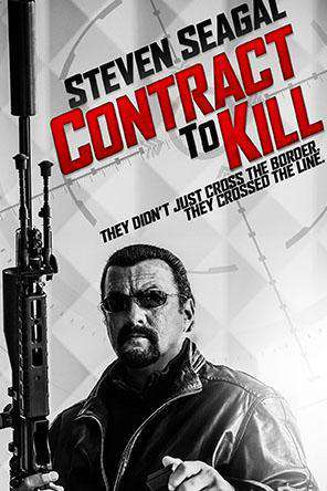Contract to Kill, Movie on DVD, Action