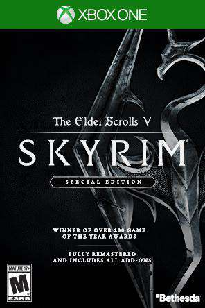 Skyrim Xbox One, Game on XBOXONE, Action