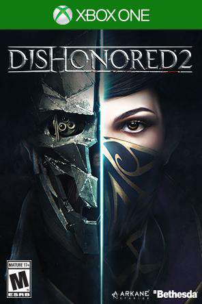 Dishonored 2 Xbox One, Game on XBOXONE, Shooter