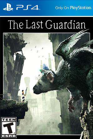 The Last Guardian, Game on PS4, Action