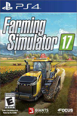 Farming Simulator 17, Game on PS4, Family
