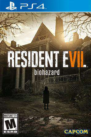 Resident Evil 7: Biohazard, Game on PS4, Action