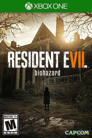 Resident Evil 7: Biohazard Xbox One, Game on XBOXONE, Action