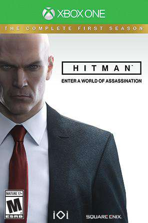 Hitman: The Complete First Season Xbox One, Game on XBOXONE, Action