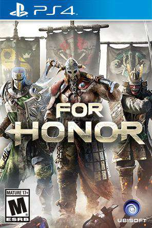 For Honor, Game on PS4, Action