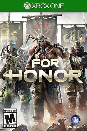 For Honor Xbox One, Game on XBOXONE, Action