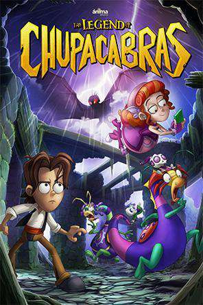 The Legend of the Chupacabras, Movie on DVD, Family Movies, Kids