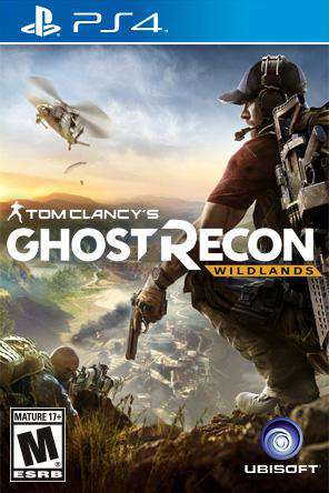 Tom Clancy's Ghost Recon Wildlands, Game on PS4, Shooter