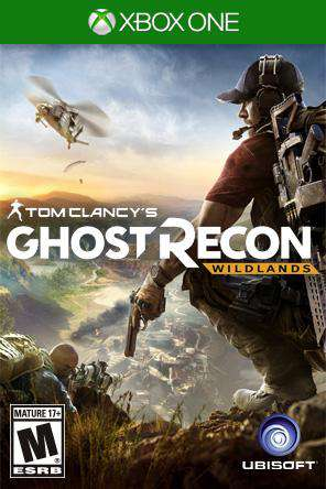Tom Clancy's Ghost Recon Wildlands Xbox One, Game on XBOXONE, Shooter
