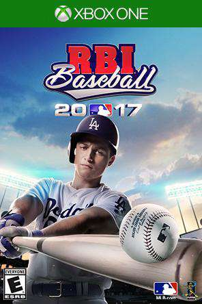 RBI Baseball 17, Game on XBOXONE, Sports