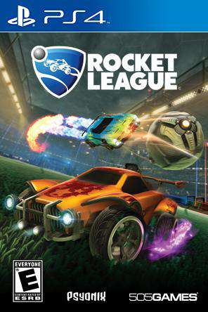 Rocket League, Game on PS4, Sports