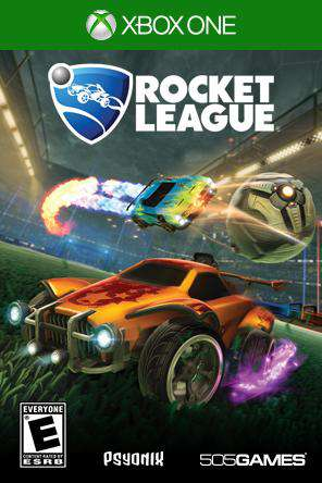 Rocket League Xbox One, Game on XBOXONE, Sports