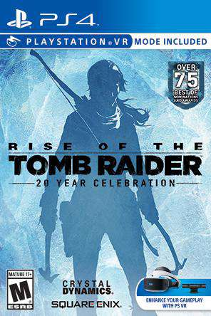 Rise of the Tomb Raider, Game on PS4, Action