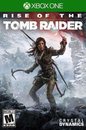Rise of the Tomb Raider Xbox One, Game on XBOXONE, Action