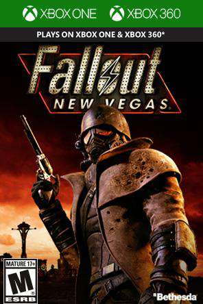 Fallout New Vegas XB1, Game on XBOXONE, Action