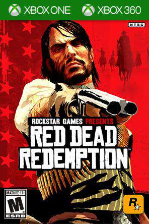Red Dead Redemption XB1, Game on XBOXONE, Action
