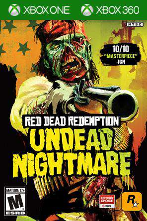 Red Dead Redemption Undead Nightmare XB1, Game on XBOXONE, Action