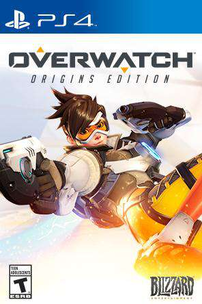 Overwatch, Game on PS4, Shooter