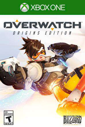 Overwatch Xbox One, Game on XBOXONE, Shooter