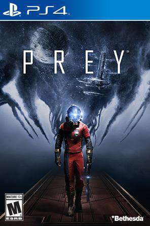 Prey, Game on PS4, Action