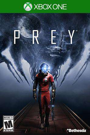 Prey Xbox One, Game on XBOXONE, Action